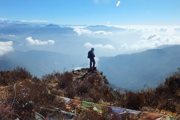 ama yangri peak