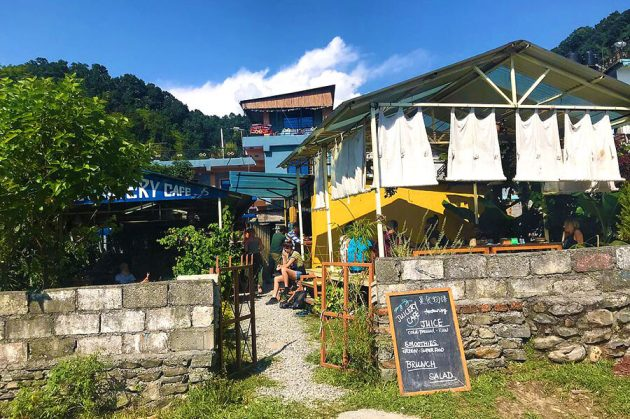 best coffee shops in pokhara