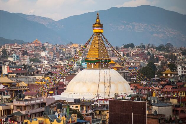 boudhanath stupa - nepal best things to do