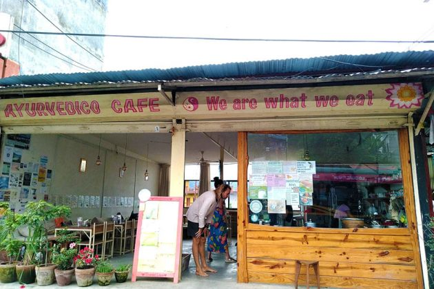 cafe in pokhara
