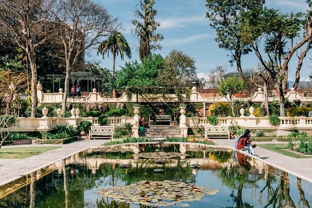 garden of dreams - nepal culture tour