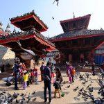kathmandu durbar square - nepal paragliding pokhara