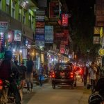 kathmandu nightlife - Pokhara skydive nepal