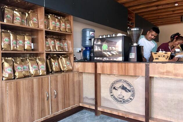 macchapuchhre organic coffee