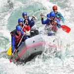 rafting - skydive at pokhara nepal