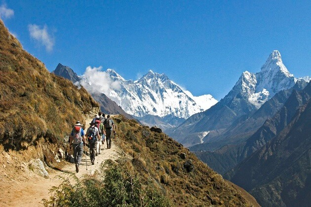 the best time for trekking in Nepal