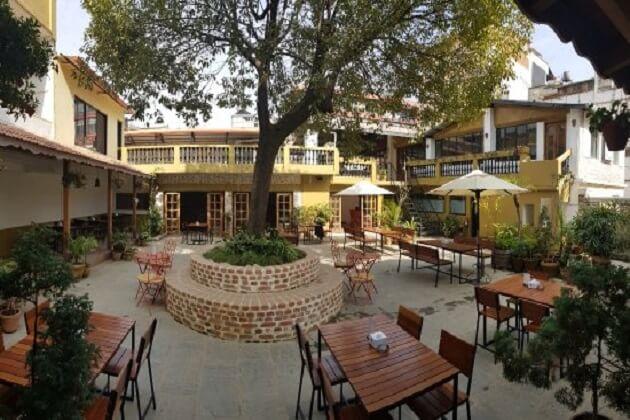 third eye restaurant - restaurants Kathmandu (2)