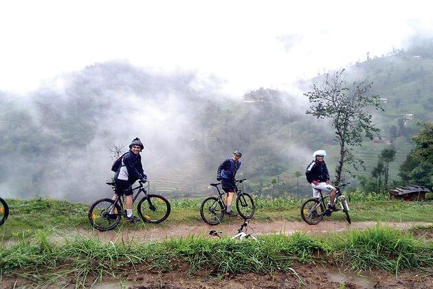 Budanilkantha - cycling tour of nepal