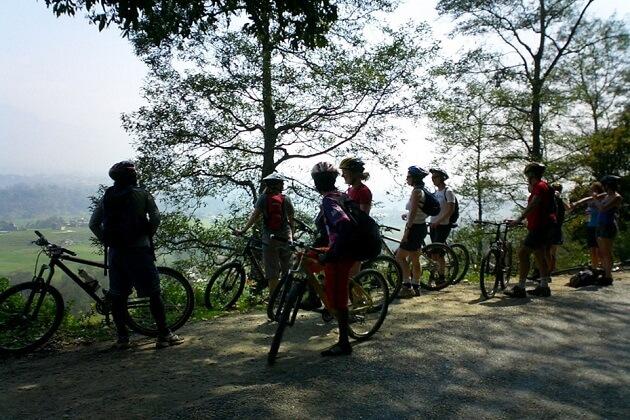 Dhulikhel - nepal bike tour