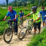 Nagarkot - cycling tour in nepal