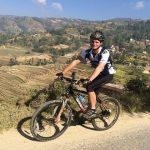 kakani - cycling tour of nepal
