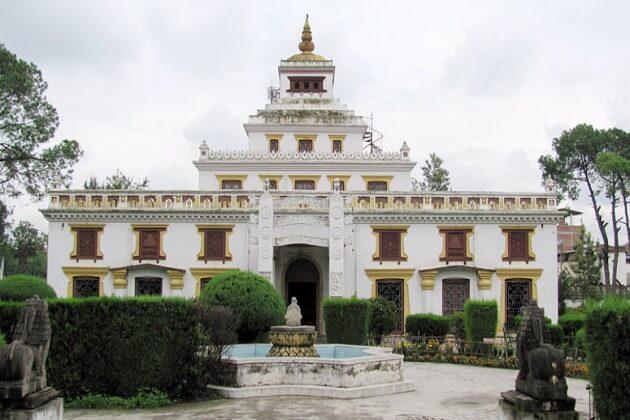 Chhauni Museum - kathmandu tourist attractions