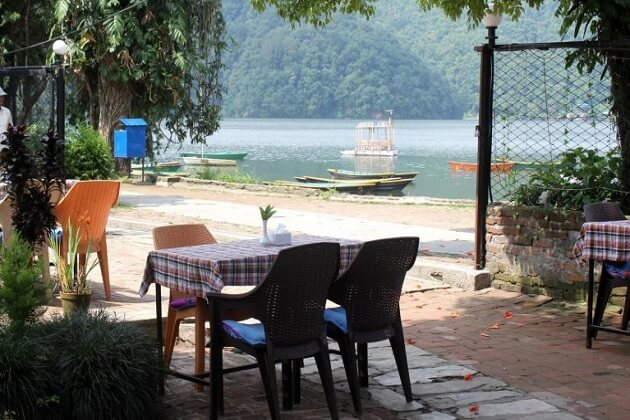 Old Mike's Kitchen - restaurants pokhara lakeside