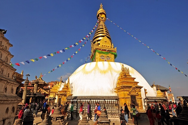 Temple - best things to do and see in Kathmandu