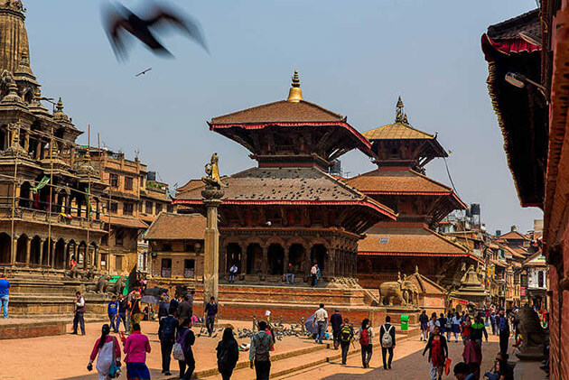 kathmandu durbar square - kathmandu top attractions