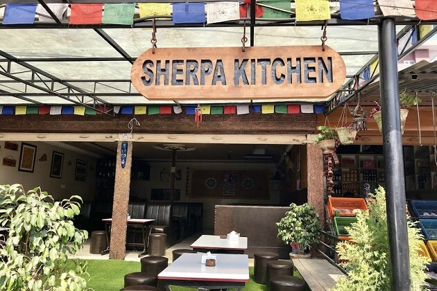 sherpa kitchen - best pokhara restaurant