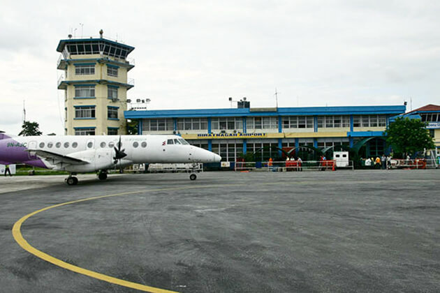Biratnagar Airport - airports in nepal
