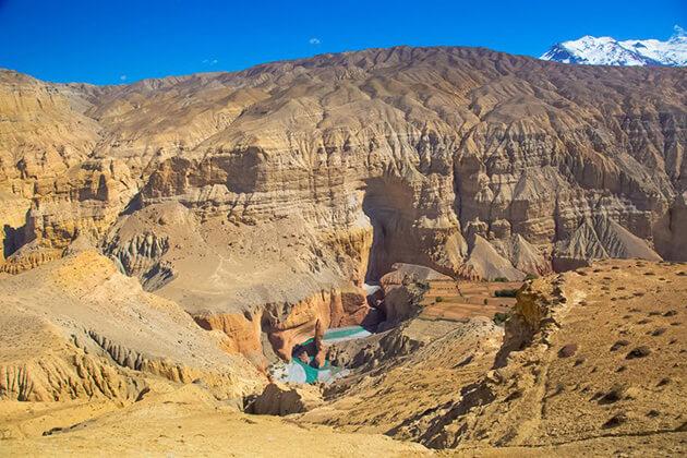 Drakmar - best nepal upper mustang trek