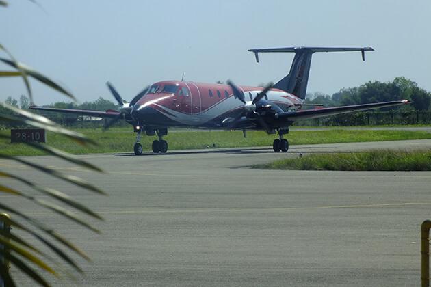 Gautam Buddha Airport - nepal airports