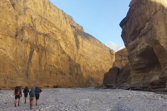 Ghiling - upper mustang trek