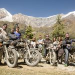 Nepal Royal Enfield Motorbike - adventure tour in Nepal