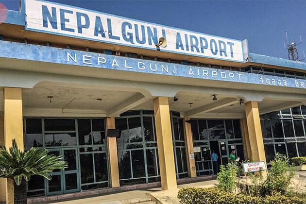 Nepalgunj Airport - nepal airport