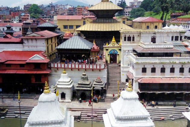 Pashupatinath temple - upper mustang trek
