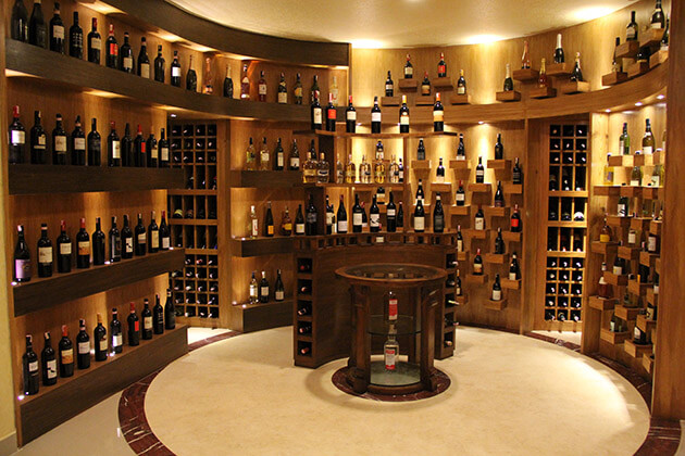 The Vesper House - nepal wine shops