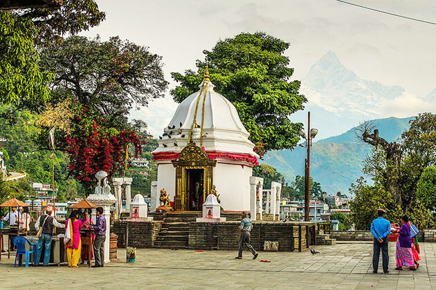 bindabasini temple - nepal motorcycle tour