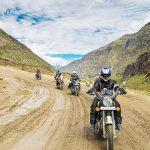 motorbike to Kagbeni - nepal motorbike trip