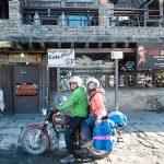 motorbike to Muktinath - nepal himalayan motorbike tours