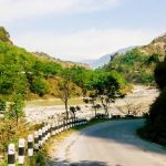 motorbike to Tatopani - motorbike tour in nepal