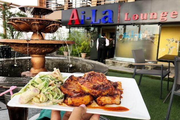 Aila Restaurant & Lounge - nepal restaurants