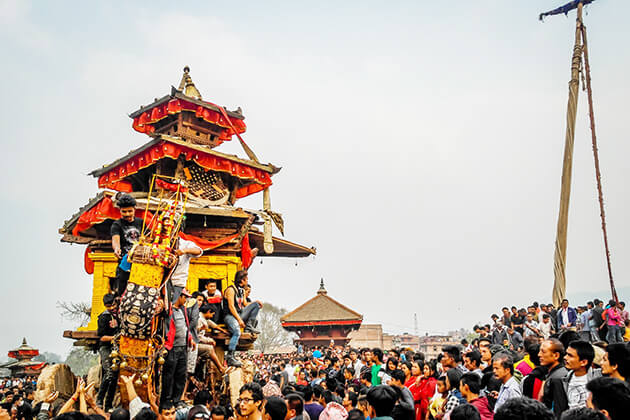 Nepali New Year – Traditional Event in Nepal