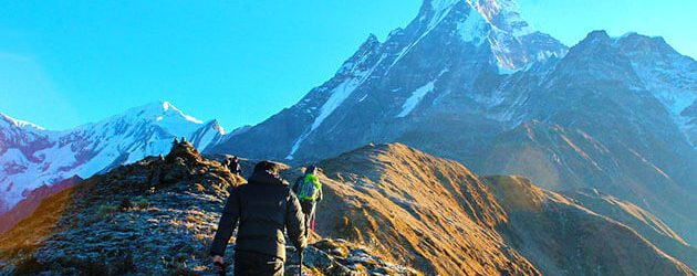 Mardi Himal Trek – 10 Days