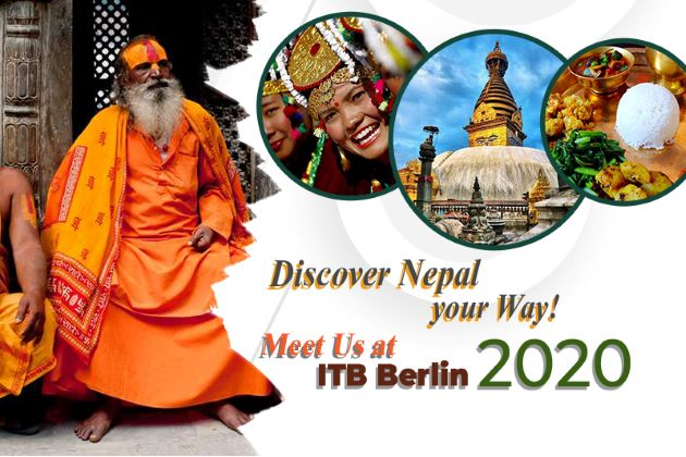Go Nepal Tours to Attend ITB Berlin 2020