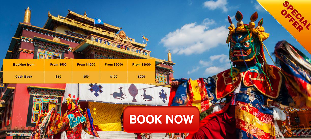 nepal tour packages early bird promotion