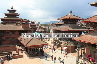Nepal Opens for Tourism – Foreigners Can Visit Nepal on October