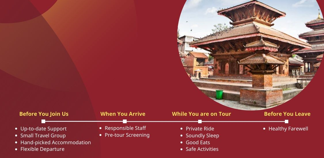 travel nepal tour packages with confidence