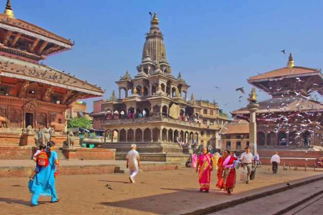 travel with confidence with go nepal tours
