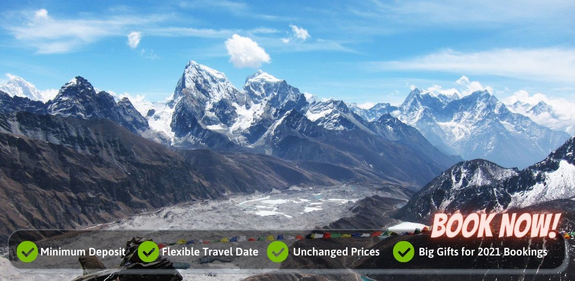 time to replan your nepal tour packages